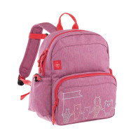 Kinderrucksack -  Medium Backpack, About Friends Mélange Pink