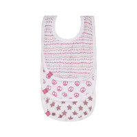 Lätzchen Muslin Bibs, Sweet Dreams girls