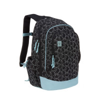 Kinderrucksack - Big Backpack, Spooky Black