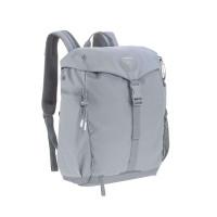 Wickelrucksack - Outdoor Backpack, Grey