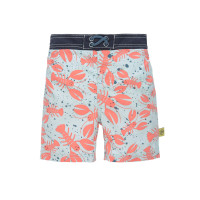 Kinder Badehose -  Board Shorts, Lobster
