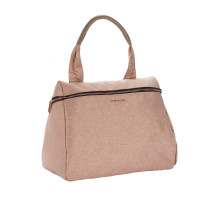 Wickeltasche Glam Rosie Bag, Rose