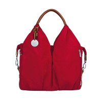 Handtasche Signature Bag, red
