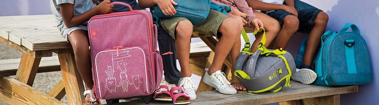 Sacs enfant et valises