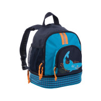 Kindergartenrucksack - Mini Backpack, Shark ocean