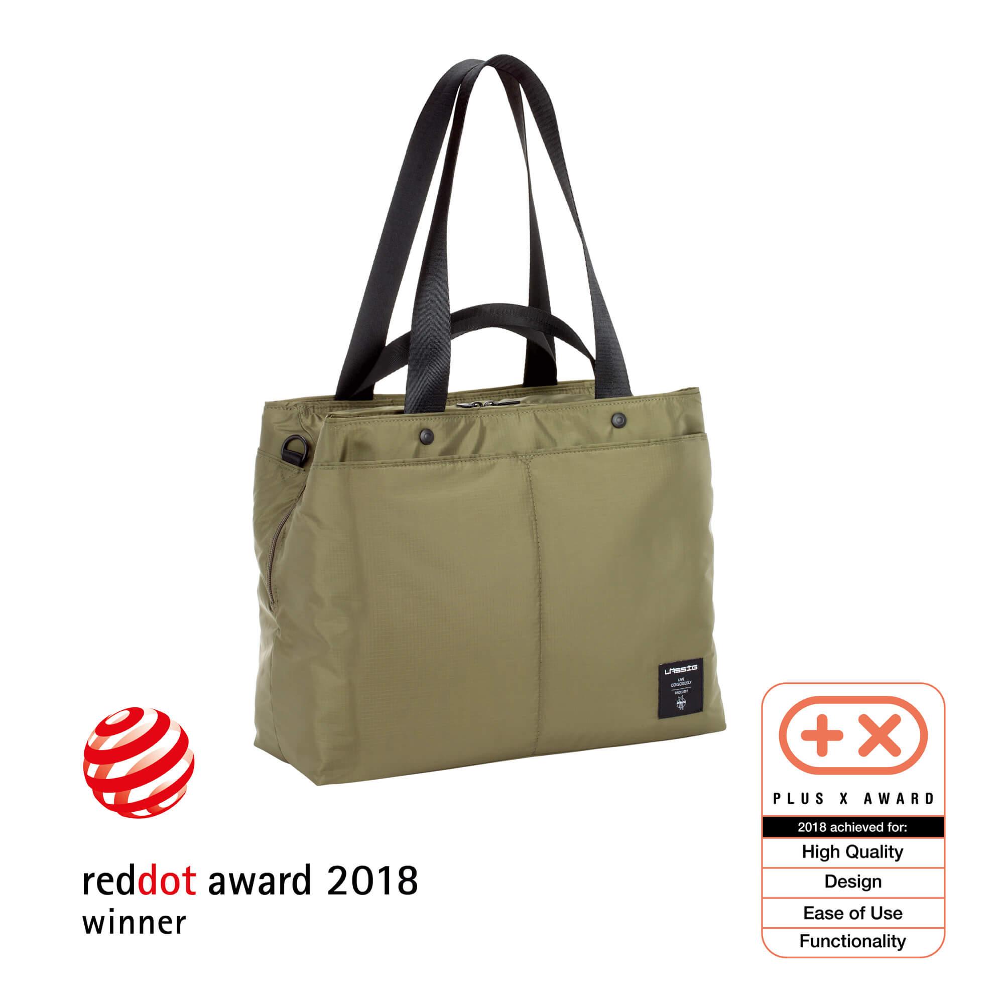 Lässig Fashion Sac Laessig Label Bente Green Olive vn1vrx
