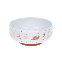 Kinderschüssel Porzellan - Bowl, Garden Explorer Schnecke