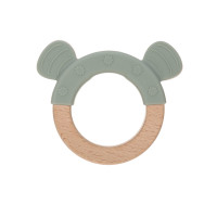 Greifling mit Beißhilfe - Teether Ring, Little Chums Cat