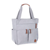 Wickeltasche - Vintage Friisa Bag, Grey