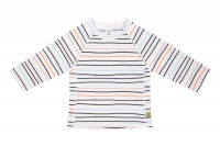 Kinder UV-Shirt - Long Sleeve Rashguard, Little Sailor Peach