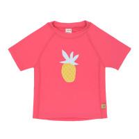 Kinder UV-Shirt - Short Sleeve Rashguard, Pineapple