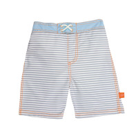 Kinder Badehose - Board Shorts Boys, Small Stripes