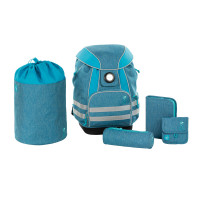 Schulranzen -  School Set, About Friends Mélange Blue