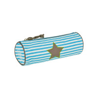 Mäppchen School Pencil Case, Starlight olive