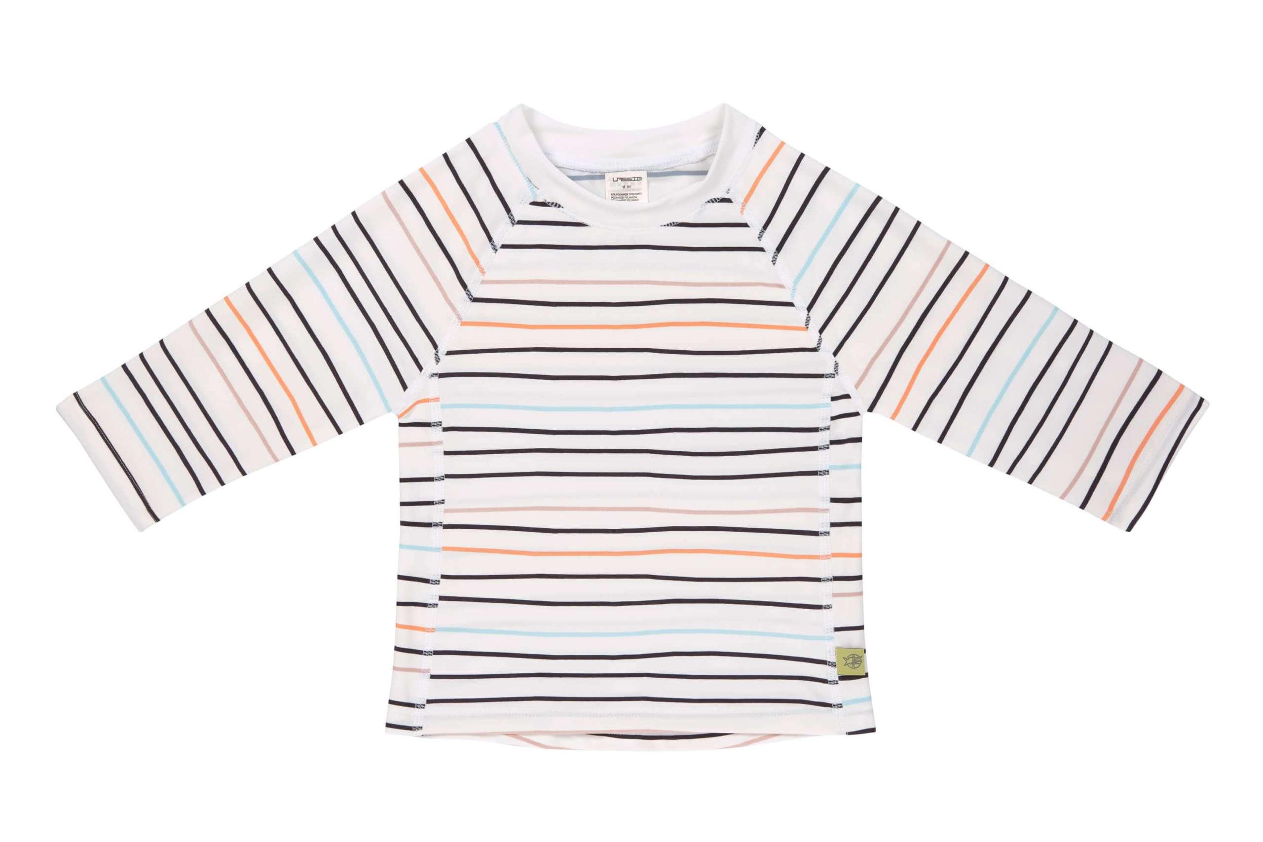 15c842b2e914e Lässig T-Shirt à manches longues