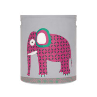 Spielzeugtonne -  Toy Basket, Wildlife Elephant