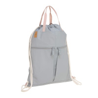 Turnbeutel -  Tyve String Bag , Grey
