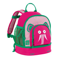 Kindergartenrucksack Mini Backpack, Wildlife Elephant