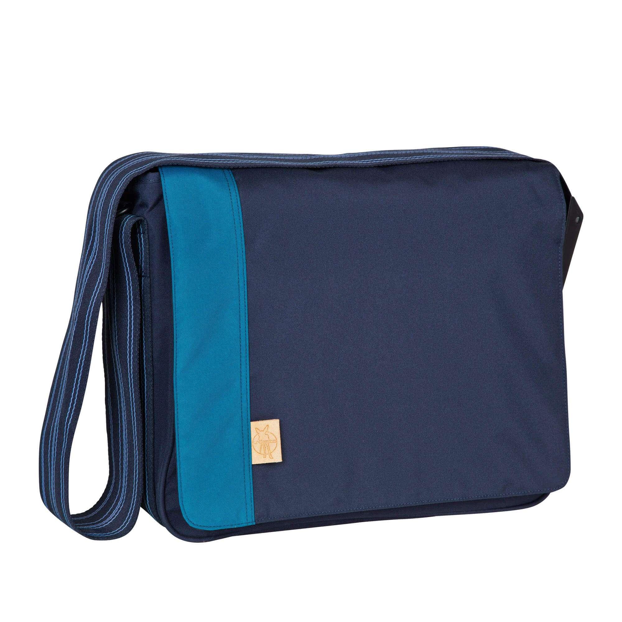 Rabat interchangeable Lassig Messenger Bag Casual Colored olive vert Rsruwk3