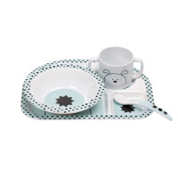 Kindergeschirr Set - Dish Set, Little Chums Dog