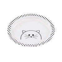 Kinderteller - Plate Melamin, Little Chums Cat