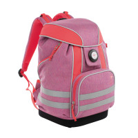 Schulranzen -  School Bag, About Friends Mélange Pink