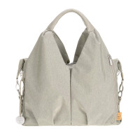 Wickeltasche Green Label Neckline Bag Ecoya, Sand