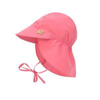 Kinder Sonnenhut - Sun Protection Flap Hat, Sugar Coral