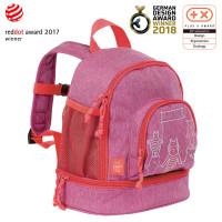 Kinderrucksack -  Mini Backpack, About Friends Mélange Pink