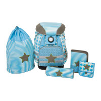 Schulranzen Set - School Set, Starlight olive