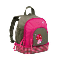 Kindergartenrucksack Mini Backpack, Mushroom Magenta