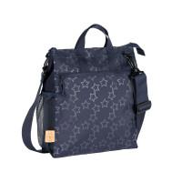 Kinderwagentasche Buggy Bag, Reflective Star Navy