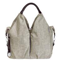 Wickeltasche Neckline Bag, choco mmélangelange
