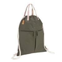 Turnbeutel -  Tyve String Bag , Olive