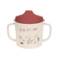 Trinklernbecher - Sippy Cup, Garden Explorer Girls