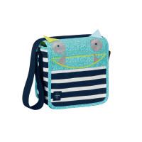 Umhängetasche - Mini Messenger Bag Little Monsters,  Bouncing Bob