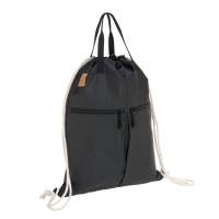 Turnbeutel -  Tyve String Bag , Black