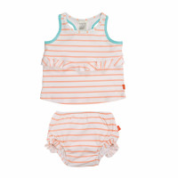 Kinder Badeanzug - Tankini Girls, Sailor Peach