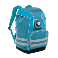 Schulranzen -  School Bag, About Friends Mélange Blue