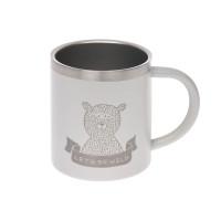 Kindertasse Edelstahl - Cup, Adventure Grey